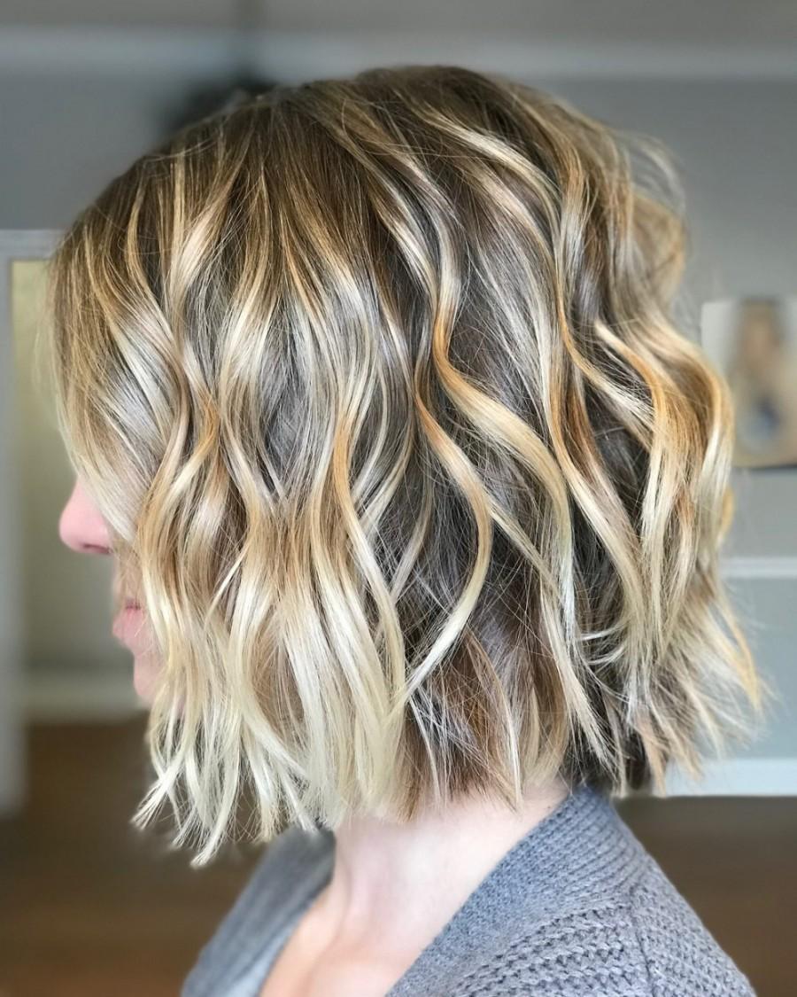 Fryzura Choppy Najlepsze Cięcie Dla Cienkich I Rzadkich Włosów