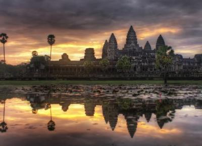 3 ciekawostki o świątyniach Angkor Wat w Kambodży