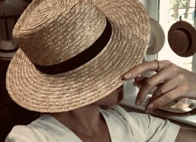 Modne i zarazem mega tanie kapelusze słomkowe z Aliexpress