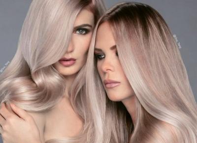 Naked hair - nowy modny kolor włosów
