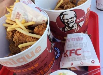 4 ciekawostki o restauracjach KFC