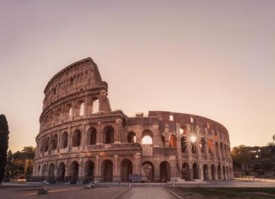 5 ciekawostek o rzymskim koloseum