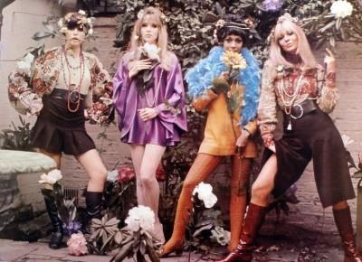 Największe trendy w latach 70.