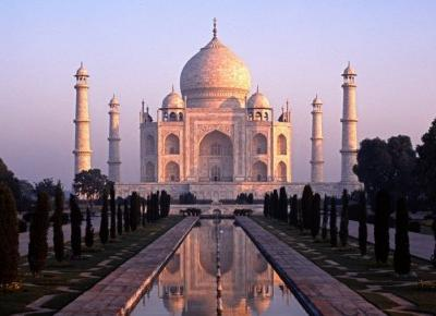5 ciekawostek o Tadż Mahal