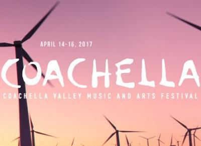Coachella weekend #1 - The Rose Style