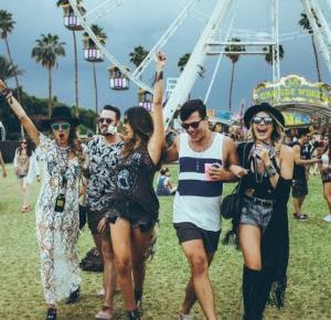 The Rose Style: Coachella Style