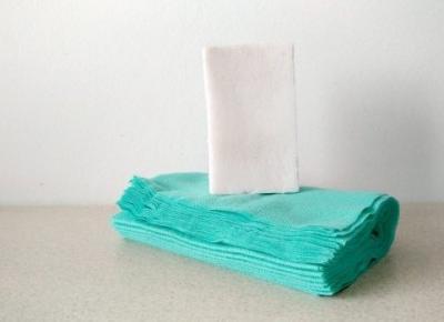 Magiczna gąbka - sposób na trudne zabrudzenia w domu