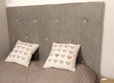 DIY: Pikowany zagłówek do Twojej wymarzonej sypialni - to proste!