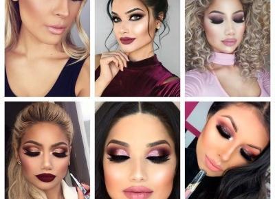Pomysły na makijaż walentynkowy! | Ola Adamkiewicz