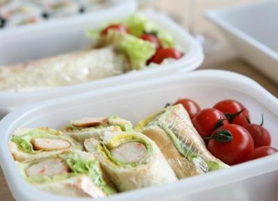 Rozsądne Odchudzanie: Jak stworzyć idealny lunch do pracy/szkoły?