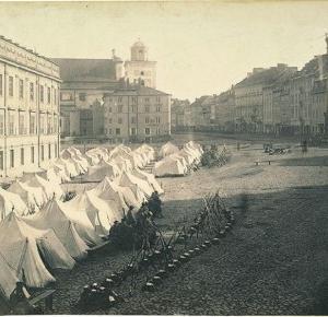 Najstarsze zachowane zdjęcia Warszawy.