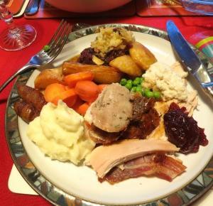 Policzyliśmy świąteczne kalorie.