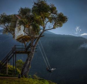 27 surrealistycznych miejsc na ziemi, które musisz zobaczyć przed śmiercią.
