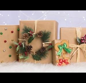Kreatywne pakowanie prezentów na święta