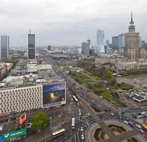 Jak zmieniła się Panorama Warszawy w ciągu 6 lat