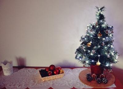 Fotografia by M: Dekoracje świąteczne w moim pokoju