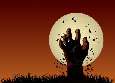 5 żywych trupów w mitologii słowiańskiej, czyli o tym, że nasi przodkowie wierzyli w zombie
