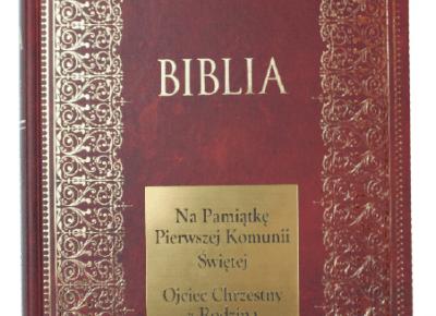 Na podstawie Biblii powstałby niezły horror: Księga Rodzaju