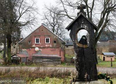Polskie Amytiville - nawiedzony dom w Turzy Wielkiej