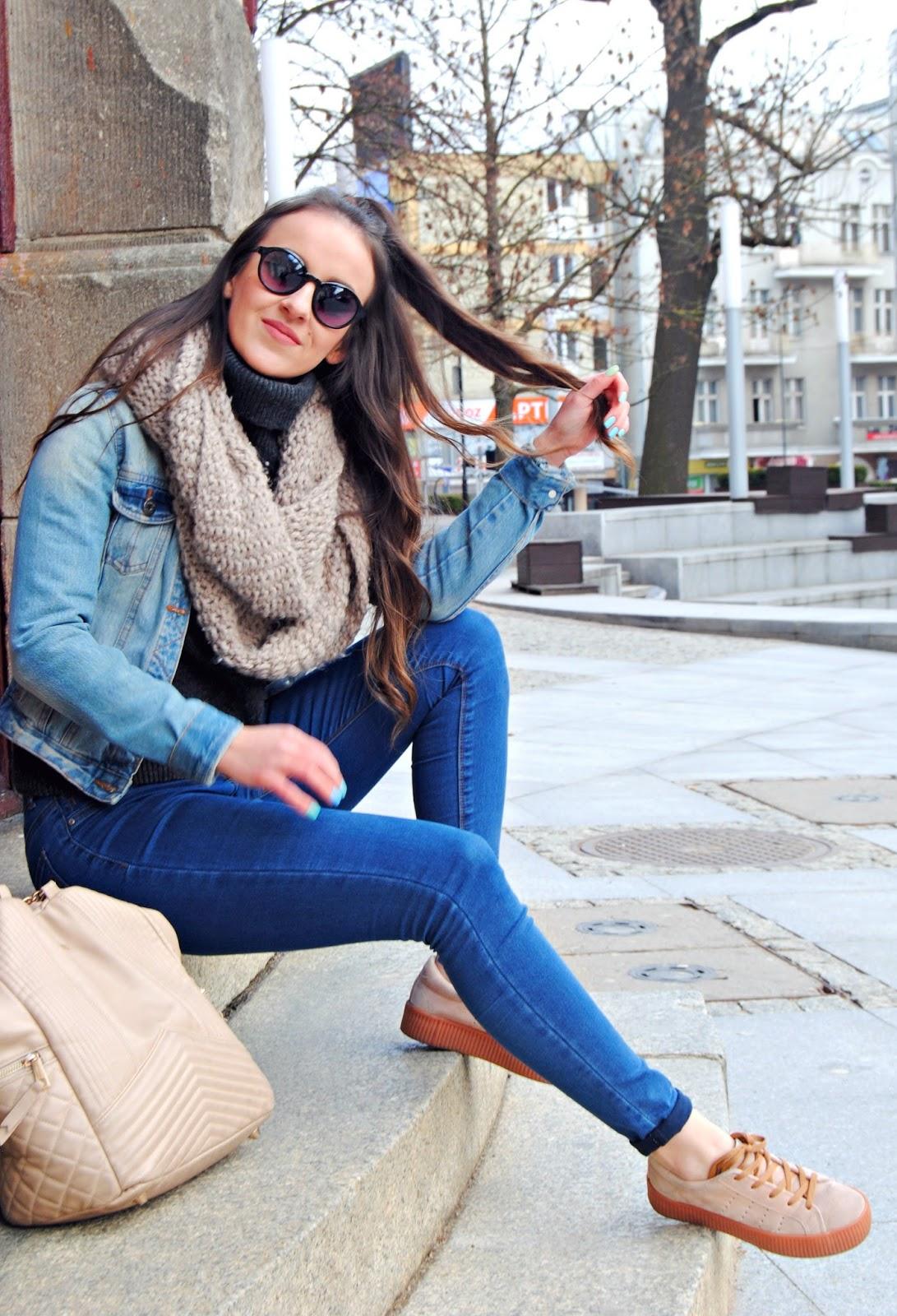 Rysia Celebryt: Ulubiony sweter ? Skurczony sweter mojego chłopaka