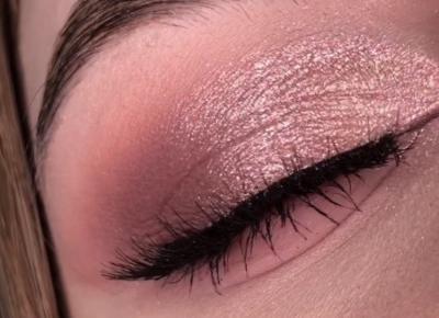 Nowy filnik na instagramie zapraszam! #glittermakeup 💗 @hudabeauty
