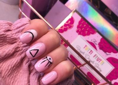 New nails 💅🏼💗