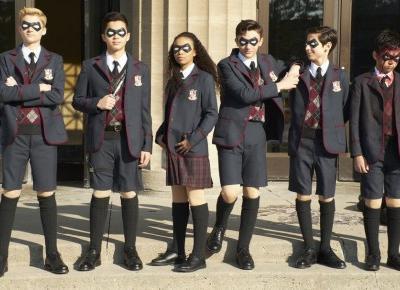 """7 powodów, dla których warto obejrzeć """"The Umbrella Academy"""" na Netflixie - Kultura - Newsweek.pl"""