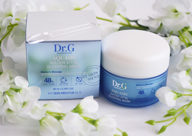 Dr.G Gowoonsesang, Aquasis Water Vital Sleeping Mask ~ Sakurakotoo