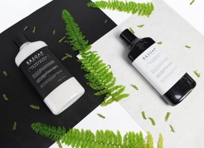 B&SOAP;, Peony Something Special Shampoo and Treatment - Delikatny szampon do codziennego stosowania oraz odżywka intensywnie wygładzająca włosy - Sakurakotoo