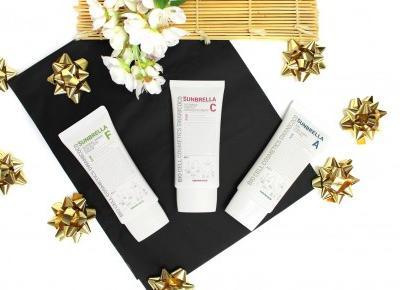 Swanicoco, Kremy Ochronne z Filtrem - Bio Cool Mint Sun Gel, UV Shield Perfect oraz Natural Herbs Sun Block Cream - Sakurakotoo