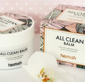 Heimish, All Clean Balm ~ Sakurakotoo