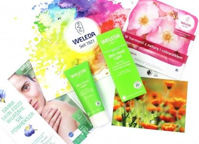 Weleda, Skin Food Light - Krem natychmiastowo nawilżający suchą skórę - Sakurakotoo