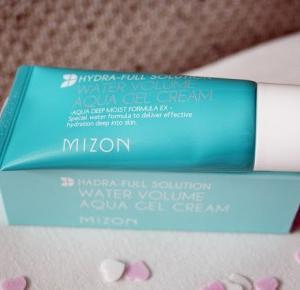 Mizon, Water Volume Aqua Gel Cream ~ Sakurakotoo
