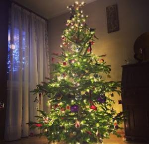 Saaandrix ❤❤: Świąteczne ozdoby ! ^-^