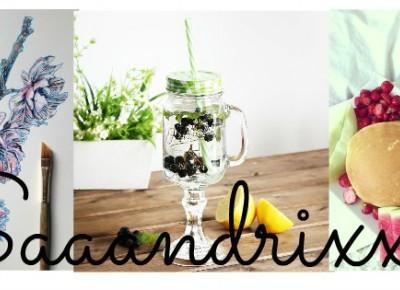 ❤ Saaandrixx ❤: Powrót do blogowania ^-^