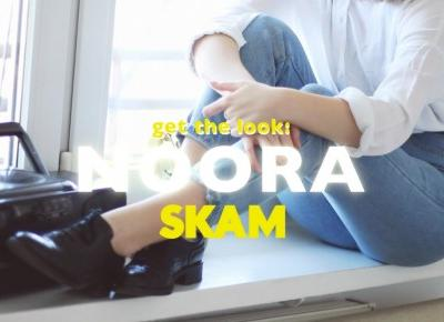 GET THE LOOK: NOORA AMELIA SÆTRE || SKAM