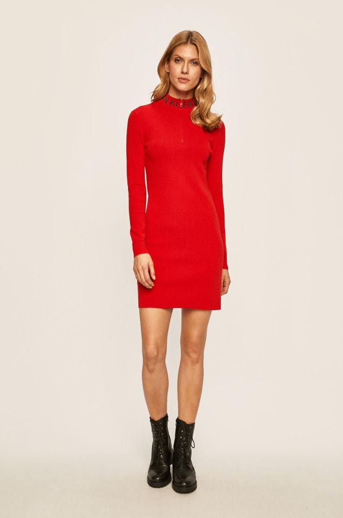 Sukienki Calvin Klein Jeans. 10 ślicznych (i niedrogich!) modeli