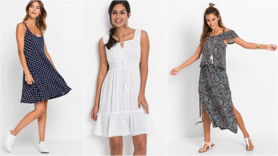 8 dziewczęcych sukienek na lato. Są prześliczne!
