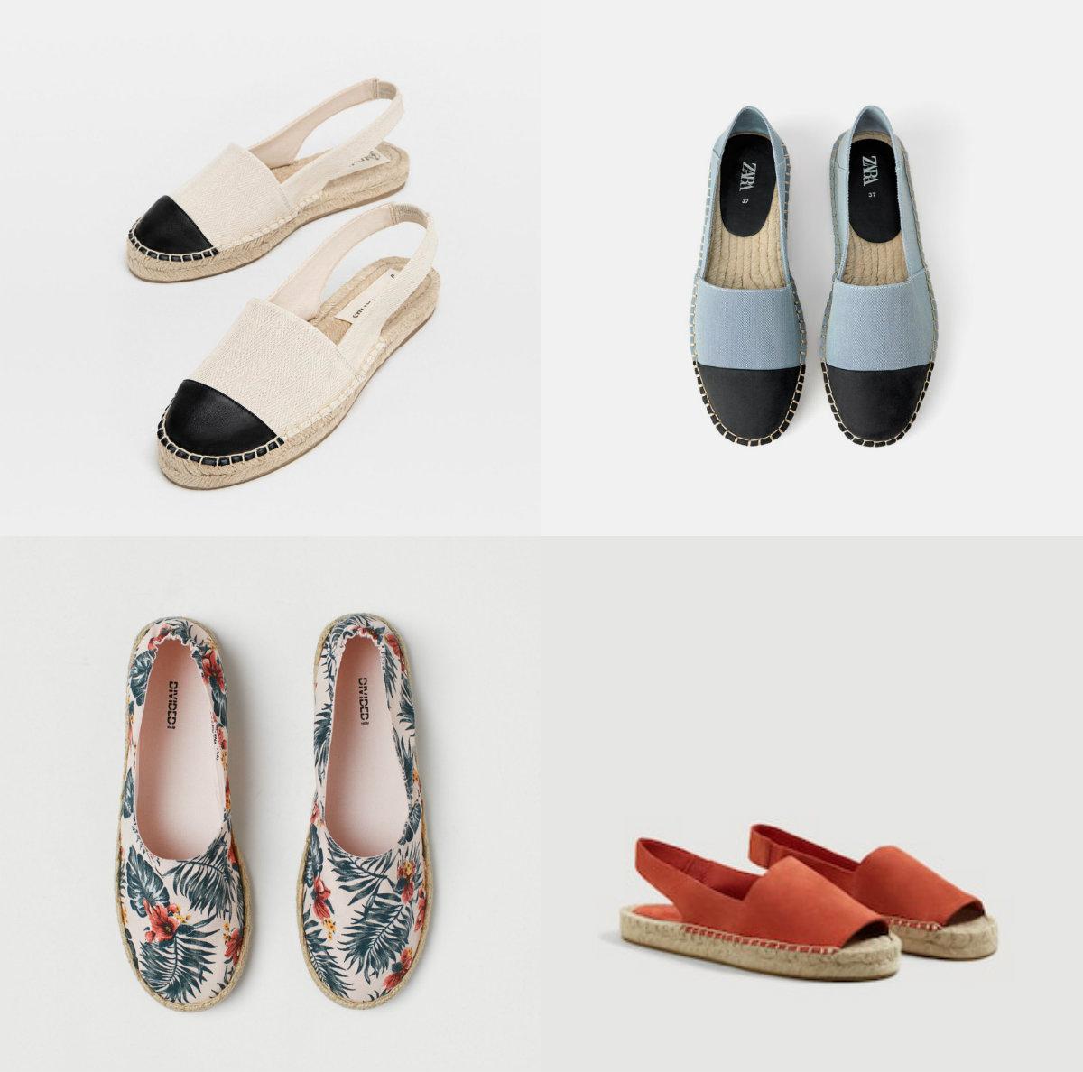 Idealne buty na lato 2019   Papilot