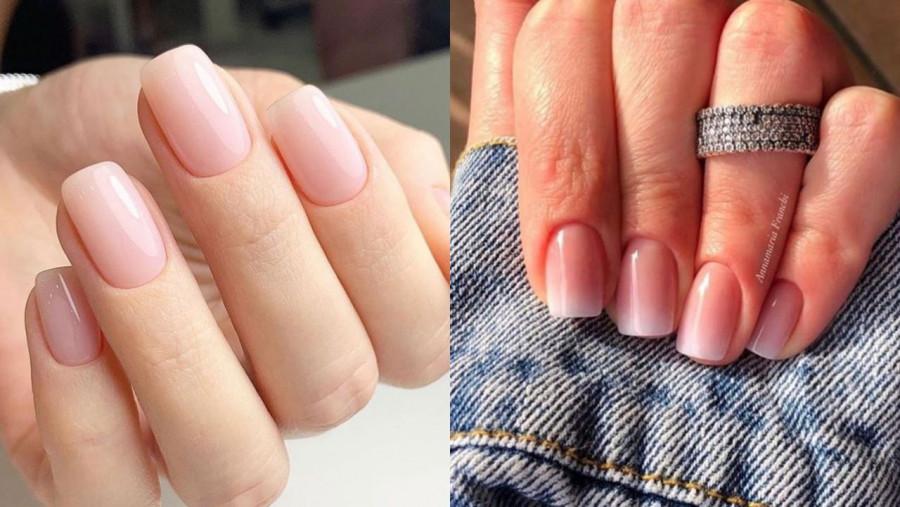 Babyboomer nails. Ponadczasowy manicure, który nigdy nie wyjdzie z mody.