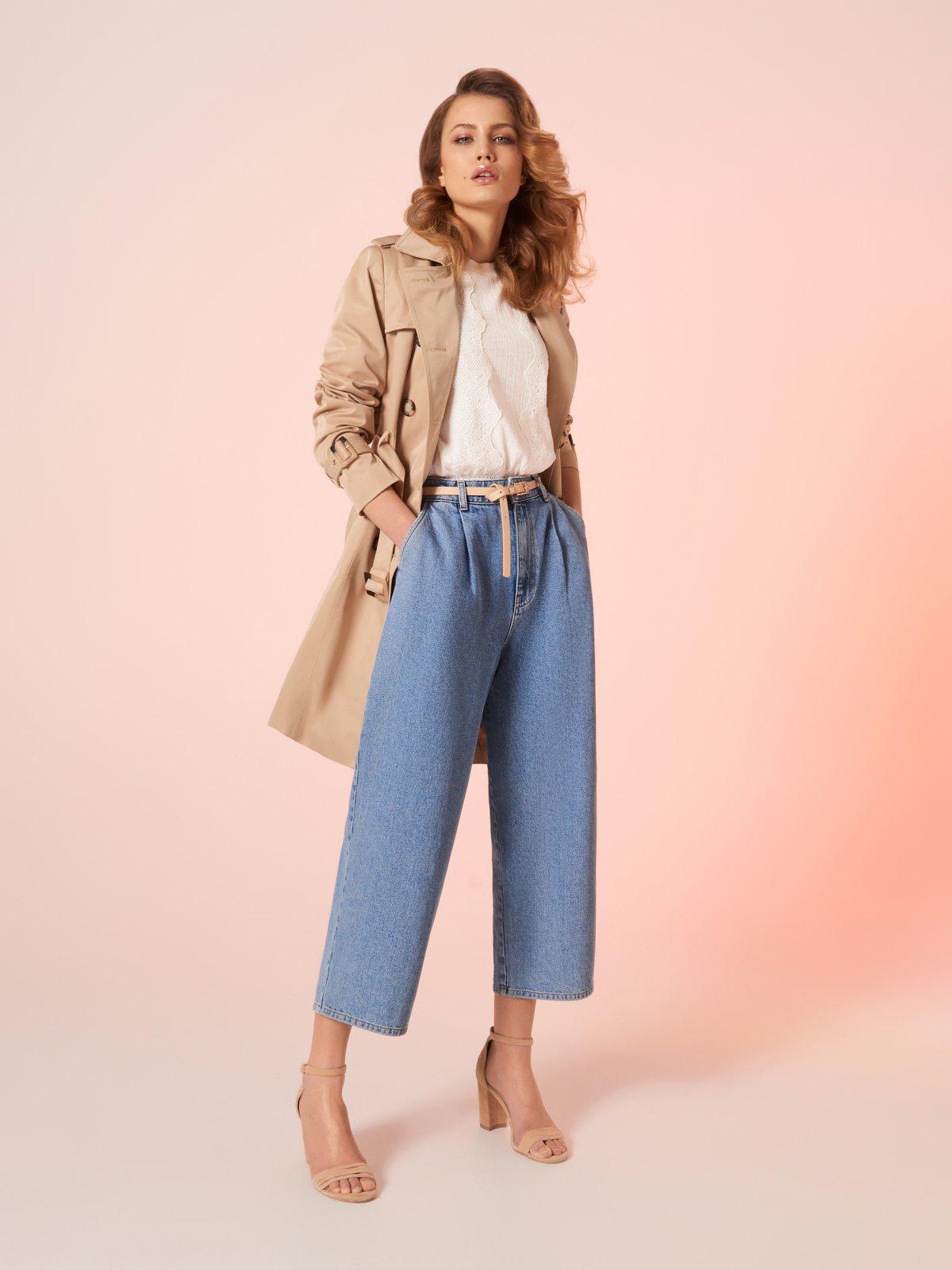 Be Parisienne: Sukienki, trencze i spodnie w stylu francuskim - MOHITO