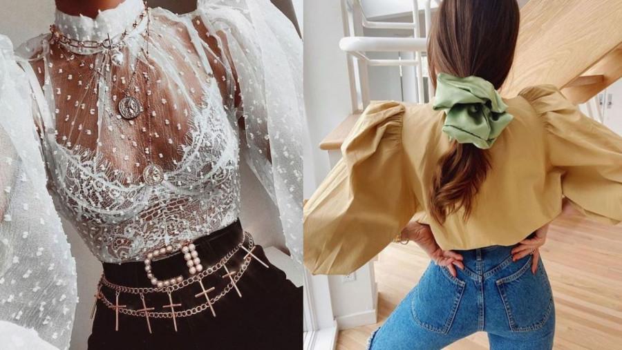 Ta romantyczna bluzka znów jest modna. Jak stworzyć stylizację à la Gibson Girl?