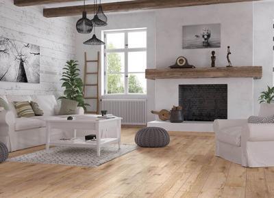 Podłoga, która podkreśla styl wnętrza. Jak ją dopasować?