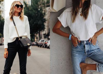 10 bazowych ubrań w Twojej szafie - stworzysz z nich tysiące kultowych stylizacji!