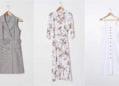HOUSE: 10 sukienek na lato, w których natychmiast się zakochasz.