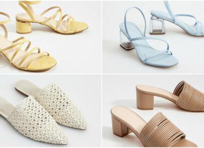 Klapki, mule i sandałki na lato. 7 genialnych modeli z Mohito.
