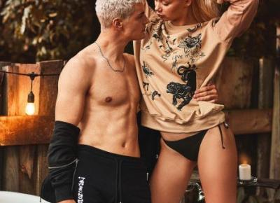 Top Model 9: Gracja Kalibabka i Mikołaj Śmieszek w kampanii Paprocki & Brzozowski.