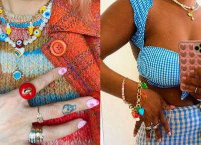 Czy jesteś jewellery junkie? To właśnie ten trend będzie rządził letnimi stylizacjami