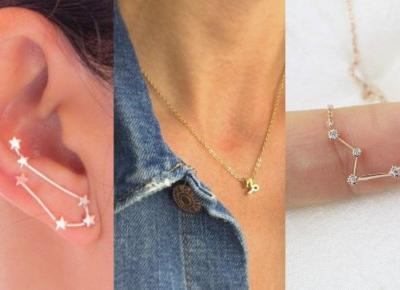 Biżuteria ze znakami zodiaku. Jak wygląda twój znak? | Papilot