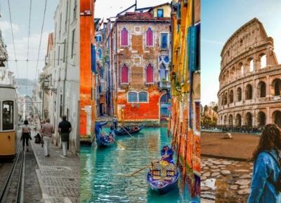 Top 10 europejskich miast, które absolutnie musisz odwiedzić | Papilot